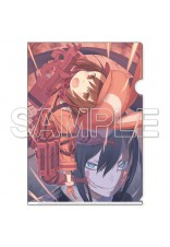 Sword Art Online Alternative Gun Gale Online Clear File Holder [4]